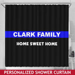 Personalized Shower Curtain - Name
