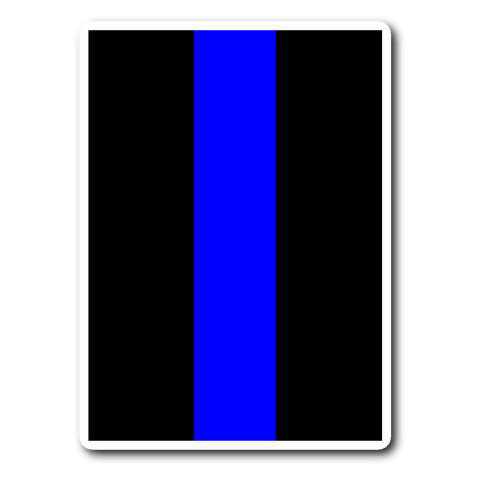 Thin Blue Line Sticker/Decal