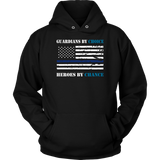 Guardians by choice Heroes by chance Hoodie