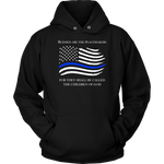 Blessed are the Peacemakers Hoodies