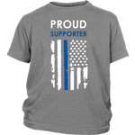 "Youth ""Proud Supporter"" Shirt - Kids"