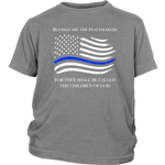 "Youth ""Blessed are the Peacemakers"" Shirt - Kids"