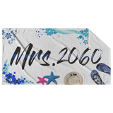 Personalized Beach Towel - JH2