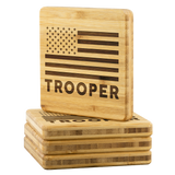 Trooper Coasters
