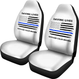 Personalized Seat Covers - Saving Lives