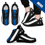 Men's - Thin Blue Line Sneakers - Type 2