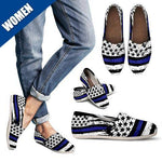 Women's - Thin Blue Line - Casual Shoes