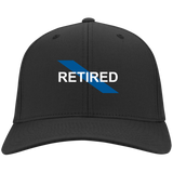 Retired - Thin Blue Line Hat/Cap