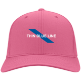 Thin Blue Line with Text - Hat