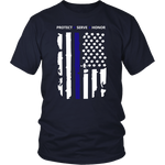 Protect Serve Honor Shirts