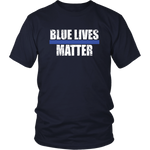 Blue Lives Matter Shirts