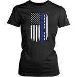 Thank you - Thin Blue Line Flag Shirts