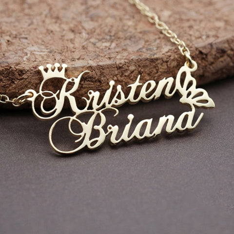 Customized Necklace - Version 11