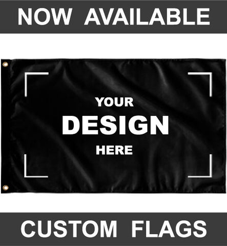 Custom - Thin Blue Line Flags