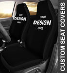 Custom - Thin Blue Line Car Seat Covers
