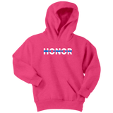 "Youth ""Honor"" Hoodies - Kids"