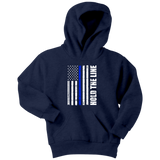"Youth ""Hold the line"" Hoodie - Kids"