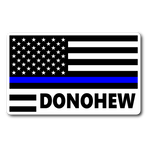 Monty Donohew - Personalized Sticker