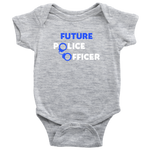 Future Police Officer - Infant Baby Onesie Bodysuit