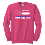"Youth ""Police"" Sweatshirt - Kids"