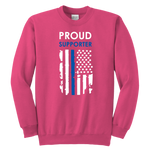 "Youth ""Proud Supporter"" Sweatshirt - Kids"