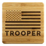 Trooper Coasters - Set of 4