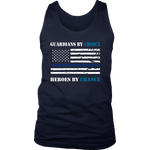 Guardians by choice Heroes by chance Tank Tops