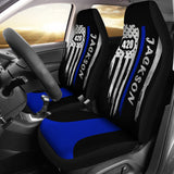 Personalized Seat Covers - SJ1