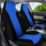 Thin Blue Line - Car Seat Covers - Type 2