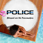 Police - Blessed are the Peacemakers - Beach Blanket