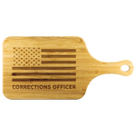 Corrections Officer - Cutting Board