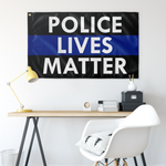 Police Lives Matter Flag - Version 1