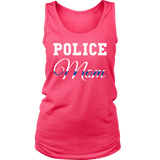 Women's Police Mom - Tank Top