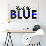 Back the Blue Flag - Version 16