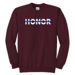 "Youth ""Honor"" Sweatshirts - Kids"