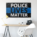 Police Lives Matter Flag - Version 2