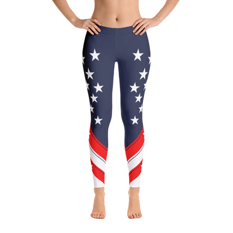 American (USA) Flag - Leggings