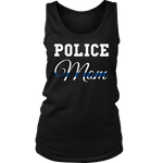 Police Mom - Women's Tank Top