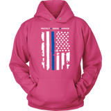 Protect Serve Honor Hoodies