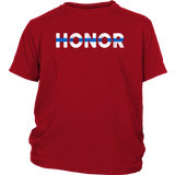 "Youth ""Honor"" Shirt - Kids"