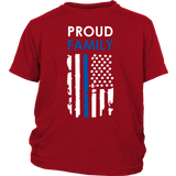 "Youth ""Proud Family"" Shirt - Kids"