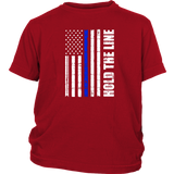 "Youth ""Hold the line"" Shirt - Kids"