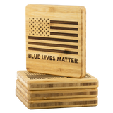 Blue Lives Matter - Coasters