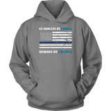 """Guardians by choice, Heroes by chance"" - Shirt + Hoodies"