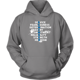 """Remember"" - Thin Blue Line Shirt + Hoodies"