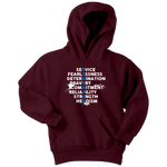 "Youth ""REMEMBER"" Hoodies - Kids"