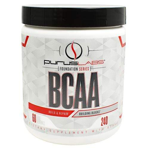Purus Labs BCAA, 240 Veggie Capsules - Hawk Supplements