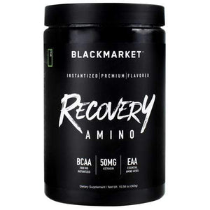 Black Market Labs Recovery Amino, 30 Servings