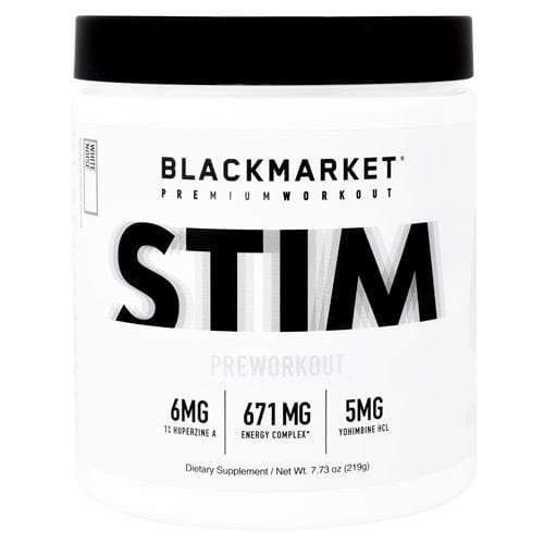 Black Market Labs Stim, 30 Servings - Hawk Supplements