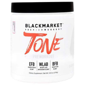 Black Market Labs Tone, 30 Servings - Hawk Supplements